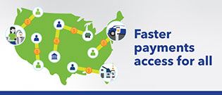 Faster payments access for all