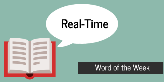 Real-Time Word of the Week Art