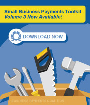 Small Business Payments Toolkit Volume 3 Now available